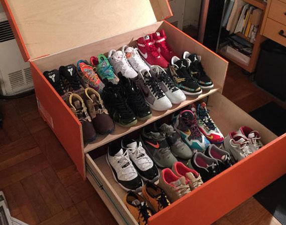 Sneaker Storage Box | Maartje's Footprint