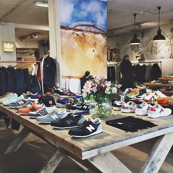 Sneakersnstuff stockholm